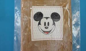 Αττική: Διακινούσαν ναρκωτικά με το λογότυπο του... Μίκι Μάους