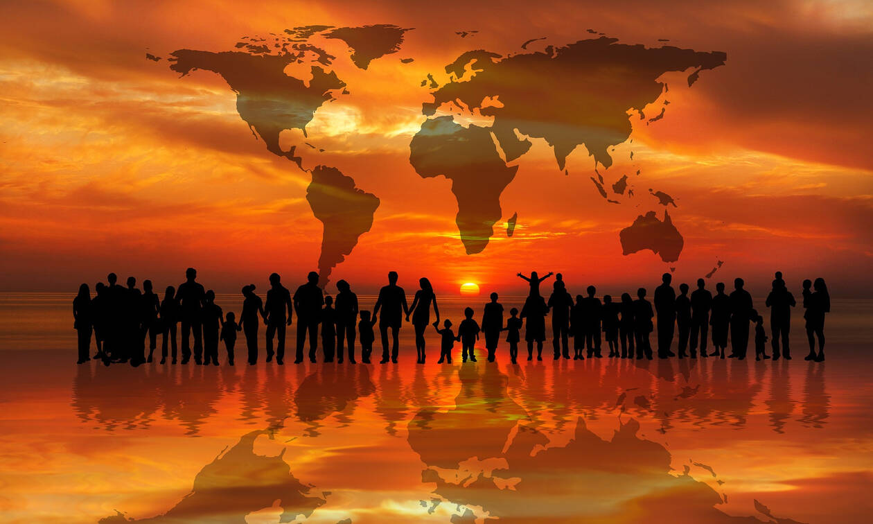 Ο ΟΗΕ έδωσε τον πληθυσμό της Γης - Ο κόσμος είναι πιο γηραιός, πιο κινητικός και ζει στις πόλεις
