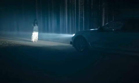 Δείτε μία αυτόνομη BMW Σειρά 7 να τρομάζει ένα φάντασμα