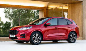 Nέο Ford Kuga: Αυτό είναι και επίσημα - Σχεδιασμένο από Έλληνα