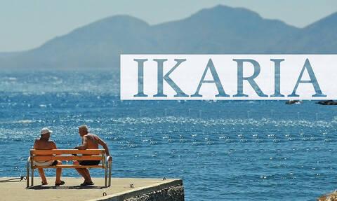 Ικαρία: Tο νησί που οι άνθρωποι ζουν για πάντα – Ένα εκπληκτικό βίντεο