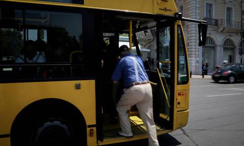 Сегодня в Афинах бастуют водители троллейбусов