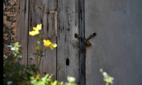 Χωριό «φάντασμα» στα Σφακιά - Ερήμωσε λόγω μιας... βεντέτας (Pics)