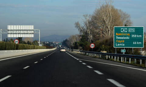 Section of Athens-Thessaloniki national highway to close for drill in tunnel T1