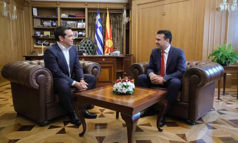 Η αποτίμηση της επίσκεψης του Αλέξη Τσίπρα στα Σκόπια