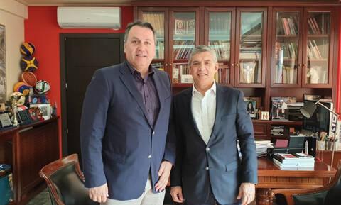 Περιφερειακές εκλογές 2019: Στο πλευρό του Αγοραστού ο πρόεδρος του Εμπορικού Συλλόγου Τρικάλων