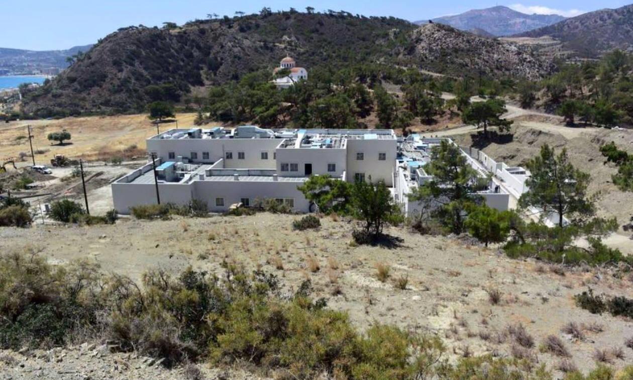 Αυτό είναι το νέο Γενικό Νοσοκομείο Καρπάθου