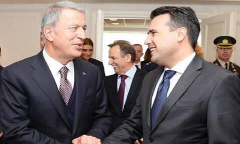 Προκλητικές δηλώσεις Ακάρ από τα Σκόπια: Θα κάνουμε τα πάντα για τον «μακεδονικό» στρατό