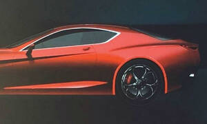 Πρώτη γεύση από τη νέα Alfa Romeo GTV