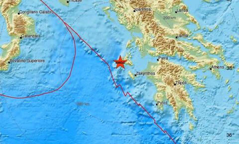 Σεισμός αναστάτωσε την Κεφαλονιά (pics)