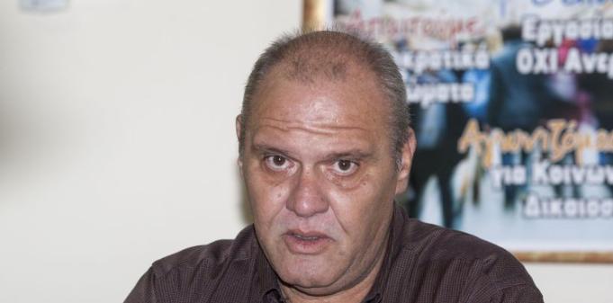 Ευάγγελος Μουτάφης, Γραμματέας Οργανωτικού ΓΣΕΕ