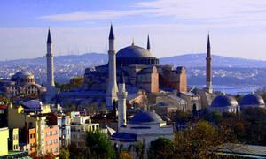 Греция уступает Турции в рейтинге популярных туристических направлений