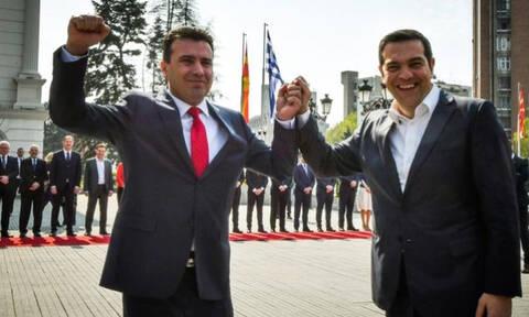 33 депутата Европарламента предложили кандидатуры Ципраса и Заева на Нобелевскую премию мира