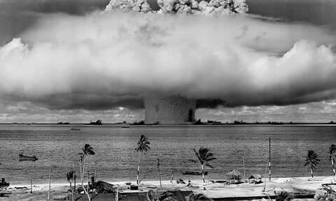 Παγκόσμιος τρόμος: Δείτε τι θα συμβεί αν εκραγούν όλα τα πυρηνικά του πλανήτη (pics)