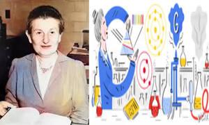 Hedwig Kohn: Ποια είναι η φυσικός που τιμάει η Google