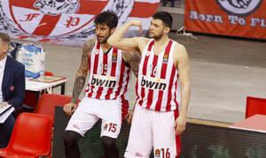 Αποκλείστηκε από την Euroleague ο Ολυμπιακός