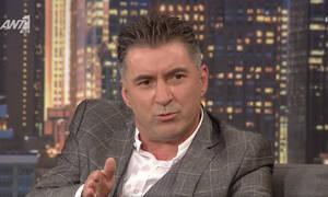 Θοδωρής Ζαγοράκης: «Είναι χυδαίο και δεν είναι δίκαιο»