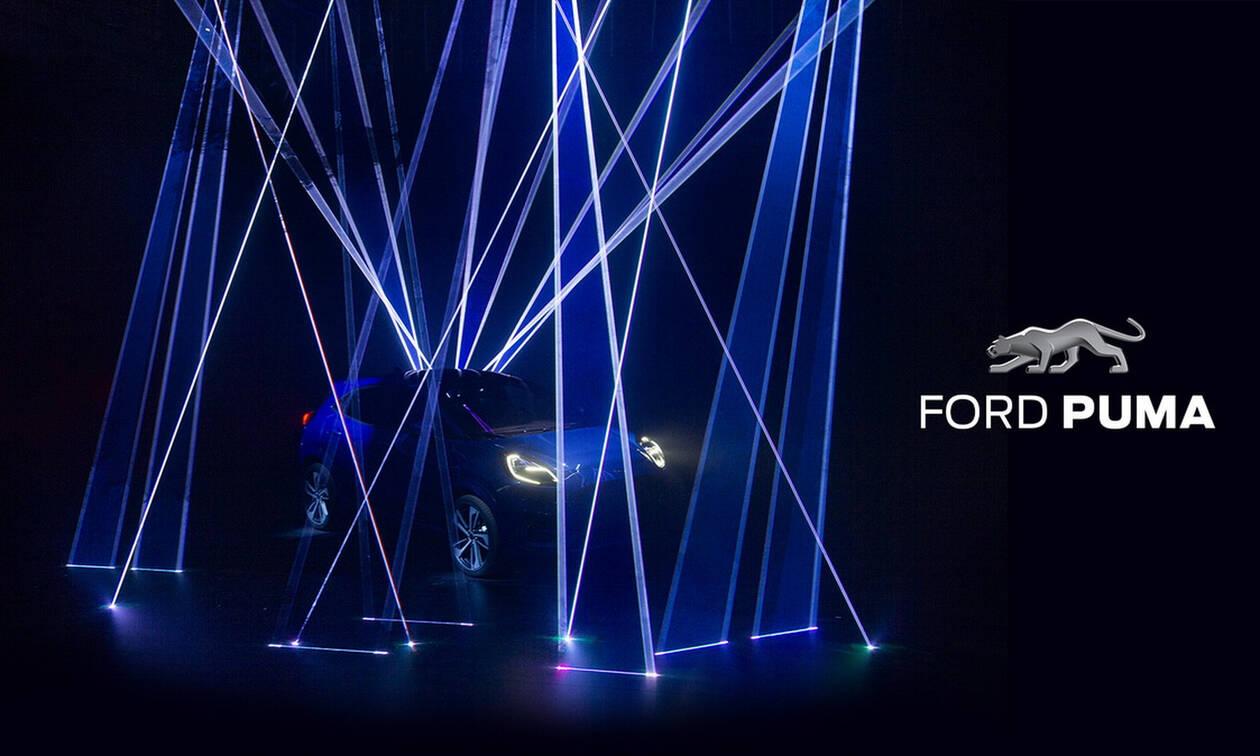 Το Puma επιστρέφει στη γκάμα της Ford ως σπορ και υβριδικό μικρό SUV