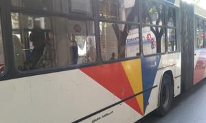 Κάθισμα «καπνίζει» σε λεωφορείο του ΟΑΣΘ (video)