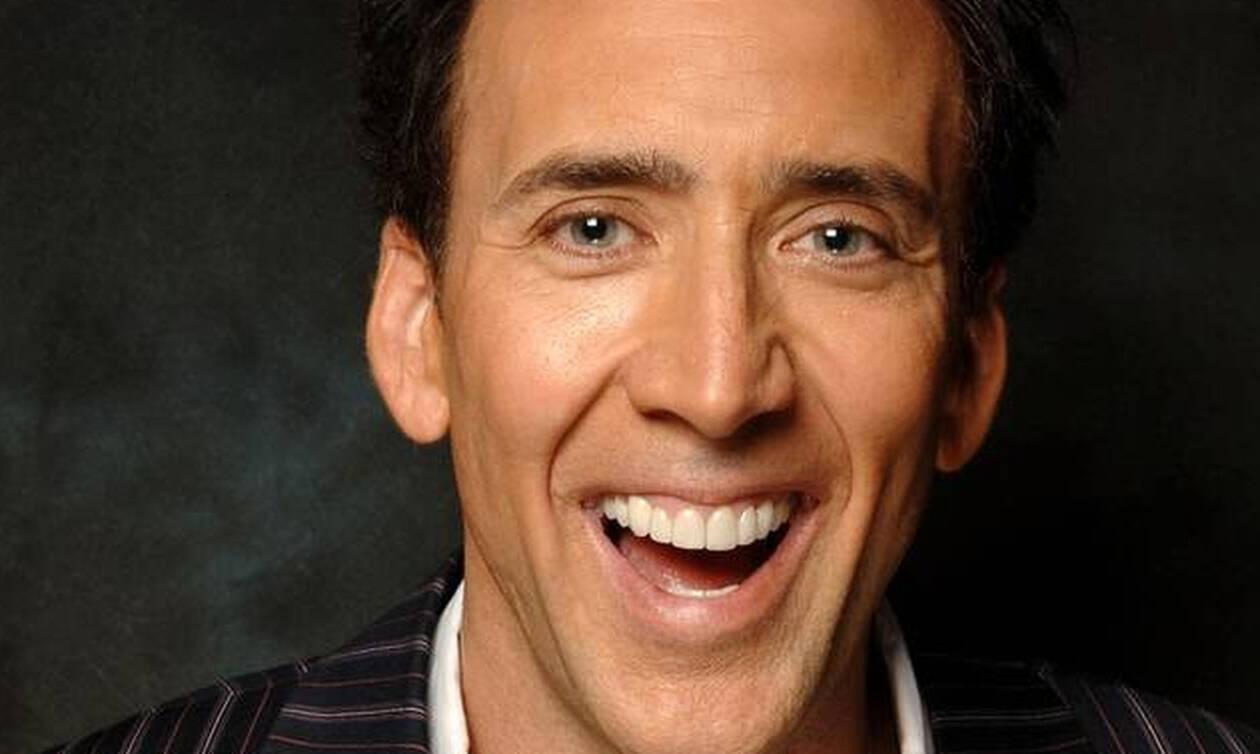 Ο ηθοποιός Nicolas Cage στην Κύπρο για γυρίσματα ταινίας