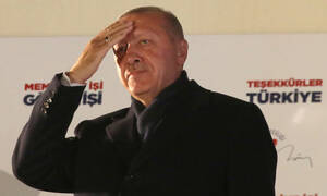 Απελπισμένος ο Ερντογάν: Του... φταίει η Δύση για την ήττα σε Άγκυρα και Κωνσταντινούπολη