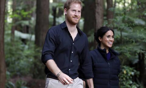 Meghan-Harry: Η αδημοσίευτη φωτογραφία τους πριν τον αρραβώνα που έγινε viral