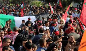 Παλαιστίνη: Τουλάχιστον 83 τραυματίες σε συγκρούσεις στα σύνορα με το Ισραήλ