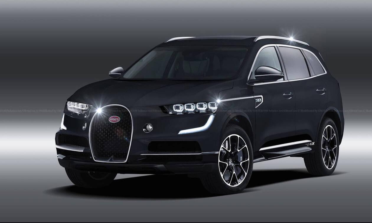 Έτοιμη για δεύτερο μοντέλο η Bugatti, το οποίο θα μπαίνει στην πρίζα