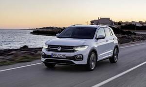 Το νέο, μικρό SUV της VW, το T-Cross, ξεκινά από τις 17.400 ευρώ