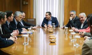 Τα βρήκαν Τσίπρας – Θεοχαρόπουλος: Κοινή κάθοδος ΣΥΡΙΖΑ - ΔΗΜΑΡ στις εκλογές