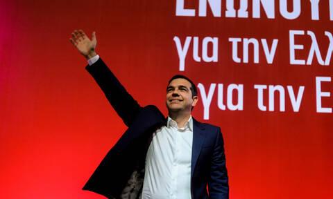 Νέο κοινωνικό συμβόλαιο για την Ευρώπη παρουσίασε ο Τσίπρας