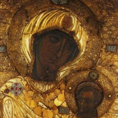 Αυτή είναι η εικόνα της Παναγίας που είχε εξαφανιστεί για 170 χρόνια