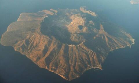 Ενεργά ηφαίστεια στην Ελλάδα: Αυτοί είναι οι 5 «κοιμώμενοι» γίγαντες (pics)
