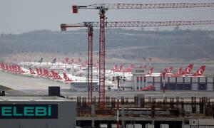 Αυτό είναι το νέο κολοσσιαίο αεροδρόμιο της Κωνσταντινούπολης: Ο άθλος της μετακόμισης (pics+vid)