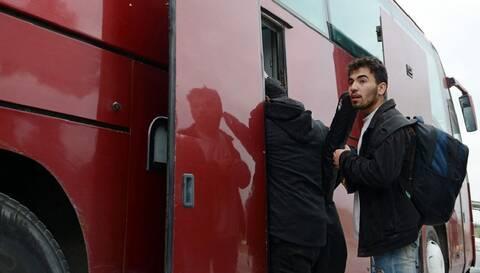 Θεσσαλονίκη: Άδειασε ο άτυπος καταυλισμός προσφύγων στα Διαβατά