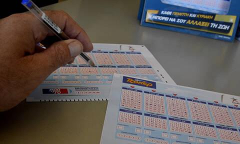 Τζόκερ: Τίναξε την μπάνκα - Έπαιξε 1,5 ευρώ και κέρδισε 4.514.150,76 ευρώ!