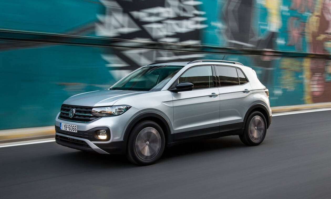 T-Cross: Tο καινούργιο μικρό SUV της VW είναι κομμένο και ραμμένο για την ελληνική πραγματικότητα