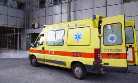 Θεσσαλονίκη: Νεκρός 90χρονος - Έπεσε από τον 2ο όροφο