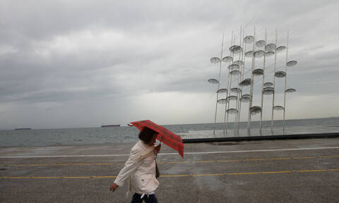 Rainy weather forecast throughout the week