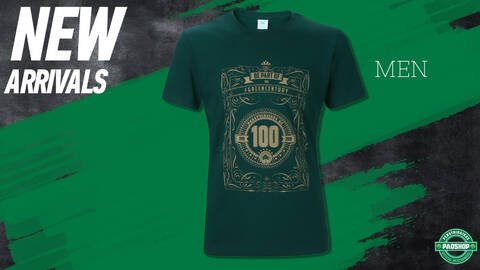PAO Shop: Επετειακή σειρά 100 χρόνων