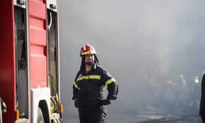 Νέα Σμύρνη: Στο νοσοκομείο ηλικιωμένη μετά από πυρκαγιά στο διαμέρισμά της