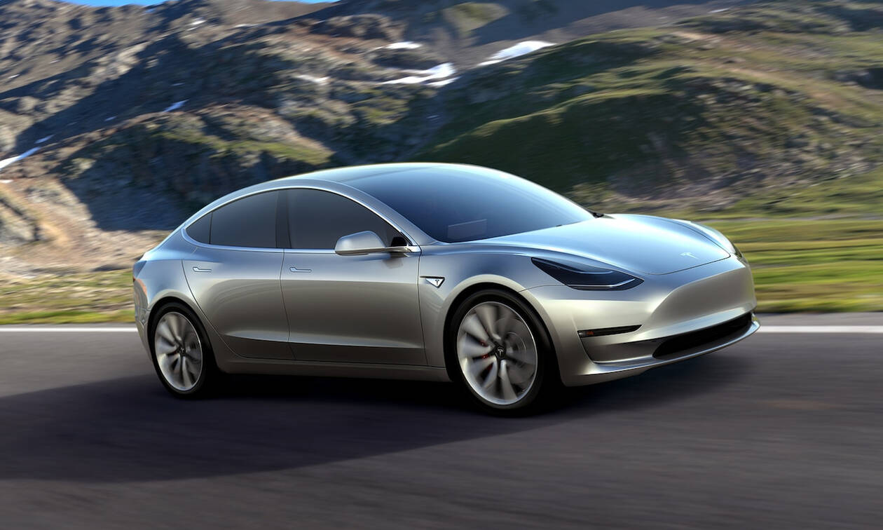 Δυνατό ξεκίνημα για το Tesla Model 3 στην Ευρώπη