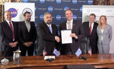 Греция отправит робота на Луну