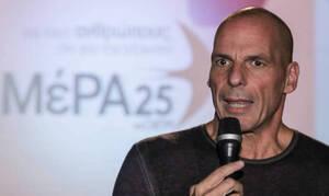 Ευρωεκλογές 2019 - Βαρουφάκης: «Tο πρόγραμμα μου δεν επιδιώκει τη ρήξη»