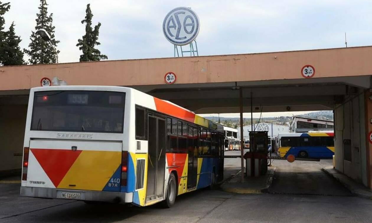 Θεσσαλονίκη: Απόπειρα ληστείας σε λεωφορείο του ΟΑΣΘ