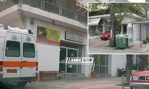 Λαμία: Ανήλικη παρασύρθηκε από αυτοκίνητο