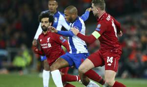 Champions League: Δολοφονικό τάκλιν από Σαλάχ, του χαρίστηκε ο διαιτητής (video)