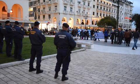 Θεσσαλονίκη: Αποδοκιμασίες κατά Τσακαλώτου για τη Μακεδονία (videos)