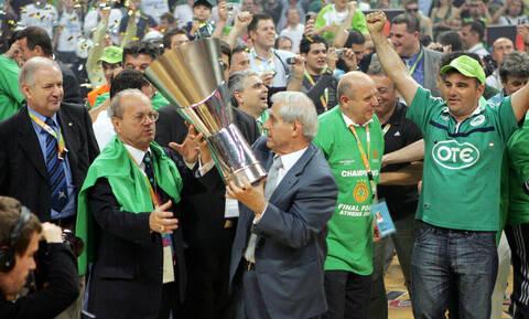 Final Four «Παύλος και Θανάσης Γιαννακόπουλος» στην Αθήνα