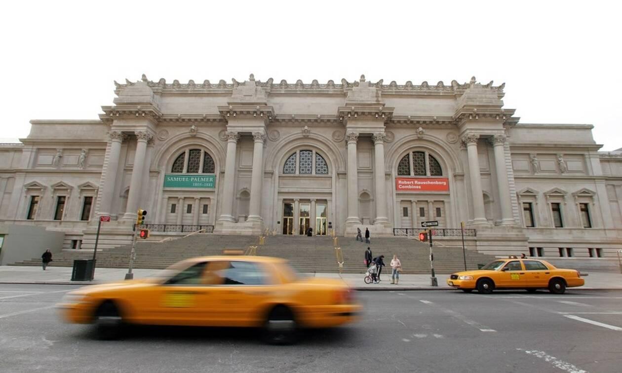 Νέα Υόρκη: Η αποθήκη του μουσείου έκρυβε έναν μεγάλο θυσαυρό!